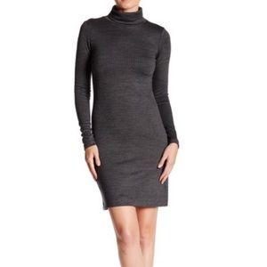 Theory tajello Delfina dress size Large